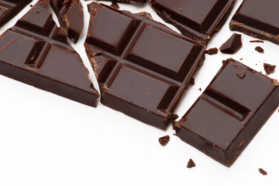 secret to great chocolate is to temper it