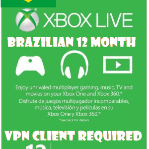 12 month Xbox Live Gold Membership Archives | No More Lines