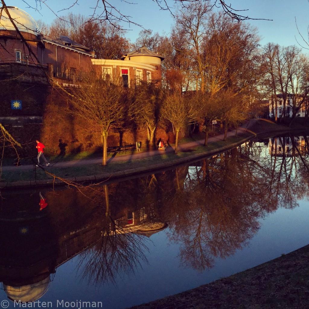 Sonnenborgh by dawn