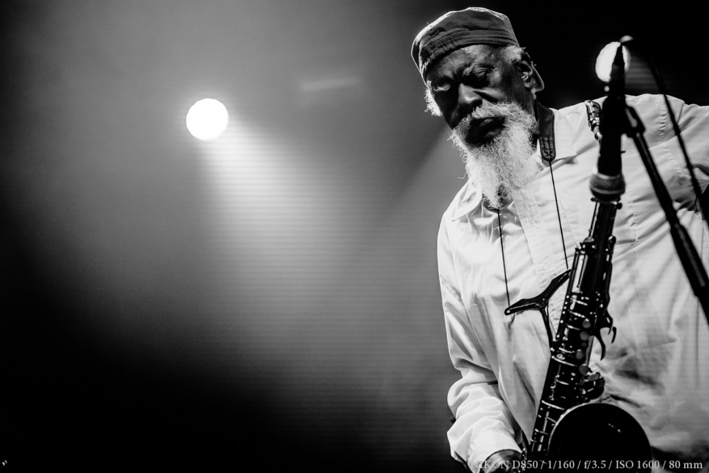 Pharoah Sanders at Le Guess Who