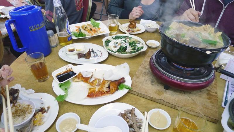 Kam Sha Kok Hong Kong Outdoor Kitchen   金沙角大牌檔 香港沙田的港式大牌檔