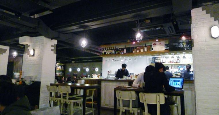 Bricklane Gallery Restaurant and Bar, Hong Kong (Tsim Sha Tsui)