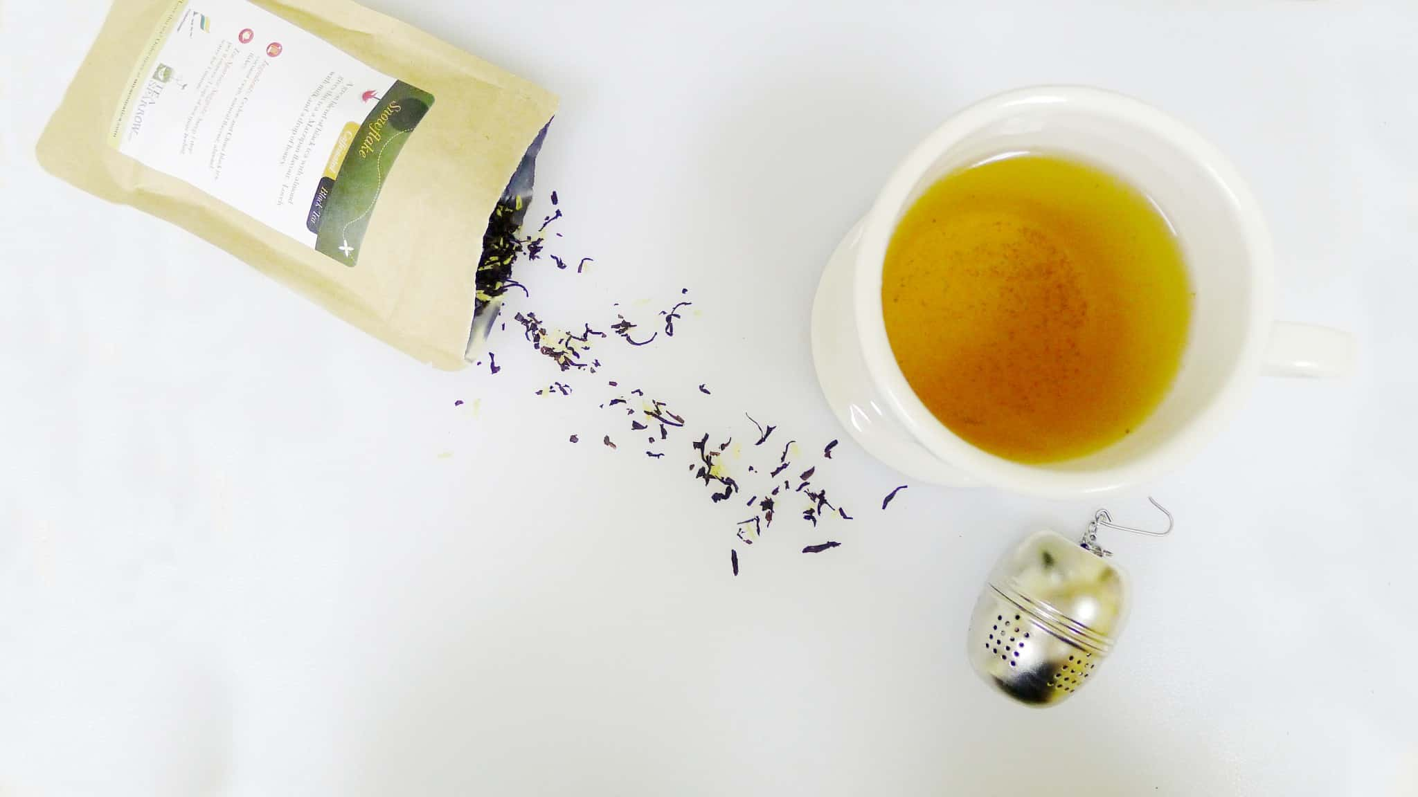 Tea Sparrow December Review 2013 | Cup of Tea
