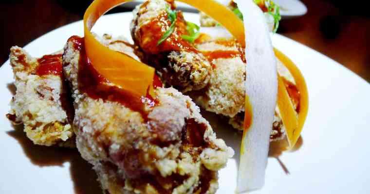 Pidgin Chicken Wings Recipe