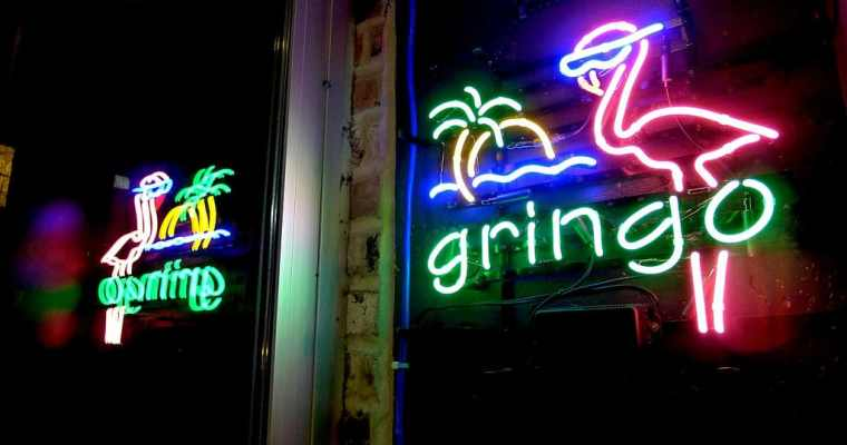 Gringo Vancouver (Gastown) | Nacho Libre, Pink Flamingo, and Night Cap