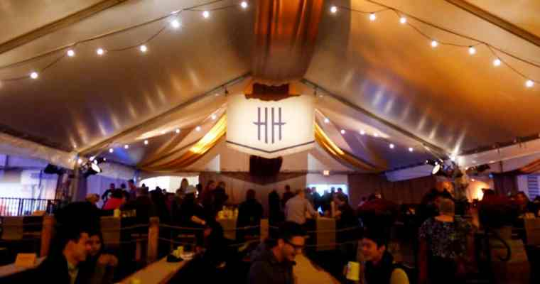 Harvest Haus Vancouver Oktoberfest Festival – Craft Beer and Pretzels