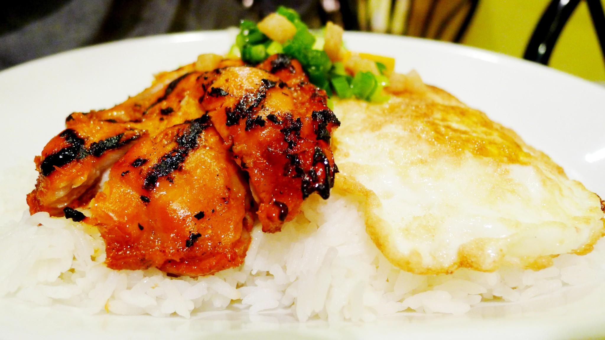 Le Do Vietnamese Vancouver best pho noodles Nomss.com broken rice