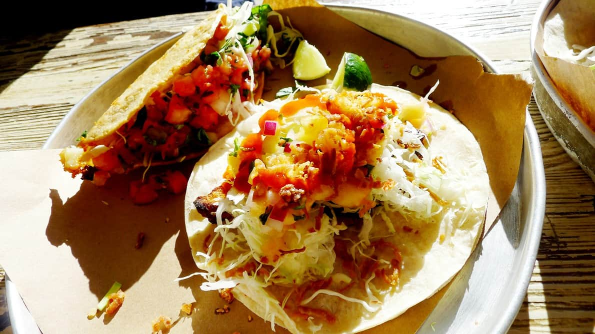 Tacofino Commissary Vancouver | 2 for $10 Tacos