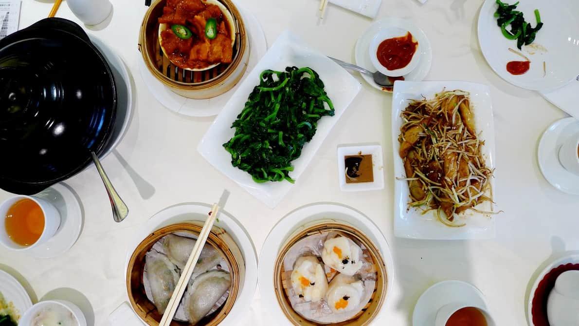 Yue Delicacy Richmond | Dim Sum Lunch 鮑粵軒