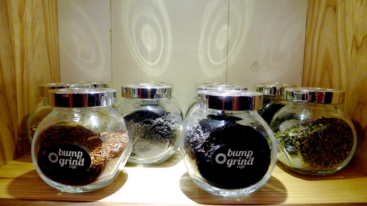 Bump n Grind Coffee Vancouver Granville Street Grand Opening instanomss nomss