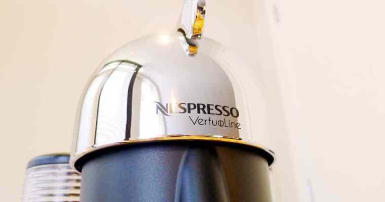 Nespresso VertuoLine Coffee Espresso Machine Review