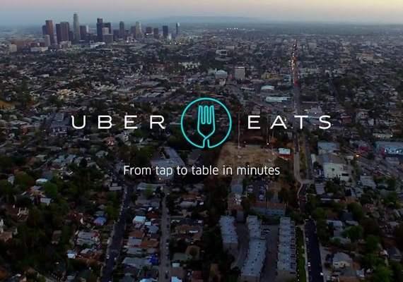 UberEATS | Uber Restaurant Meal Delivery Service