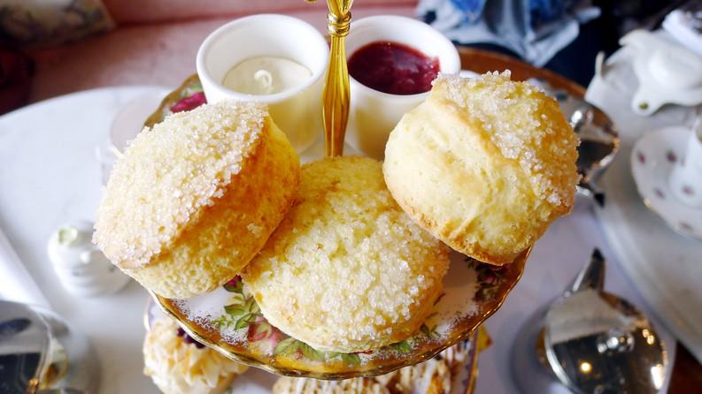 Neverland Tea Salon VANCOUVER KITSILANO INSTANOMSS NOMSS