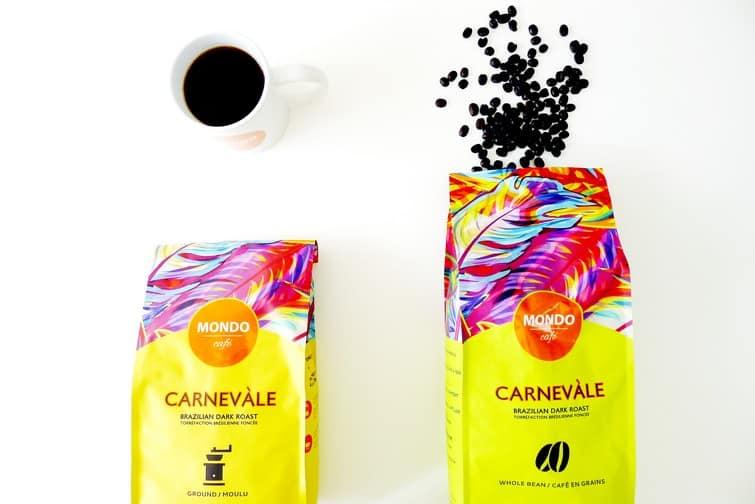 Win Mondo Cafe Coffee & Philips Saeco Espresso Machine Contest