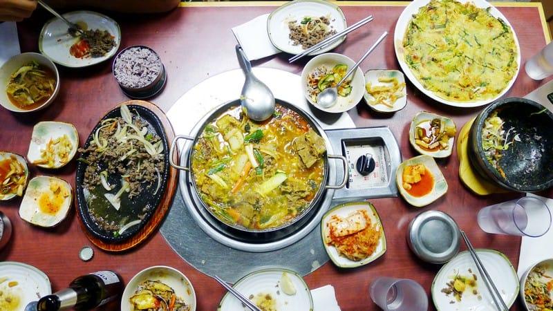 Jeong Ga Nae Korean Restaurant | Coquitlam Centre BBQ