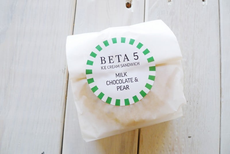 BETA5 Chocolates Vancouver | Ice Cream Sandwiches