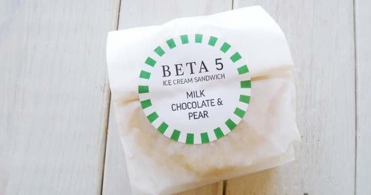 BETA5 Chocolates Vancouver   Ice Cream Sandwiches