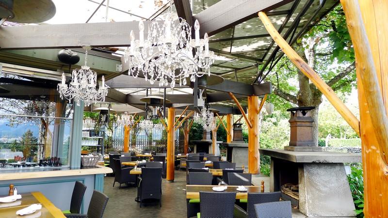 Seasons in the Park Vancouver | Queen Elizabeth Park Restaurant
