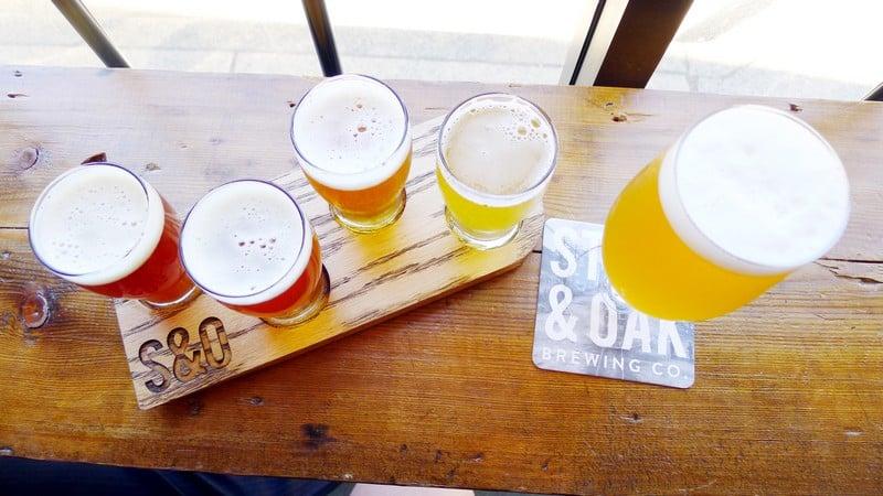 Steel & Oak Brewing Co New Westminster | Craft Beer
