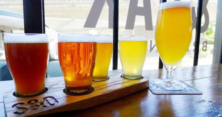 Top Ten Vancouver Craft Beer Breweries You Need To Know