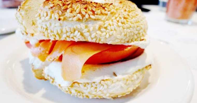 Beautys Luncheonette Montreal | Lox Bagel Breakfast Diner