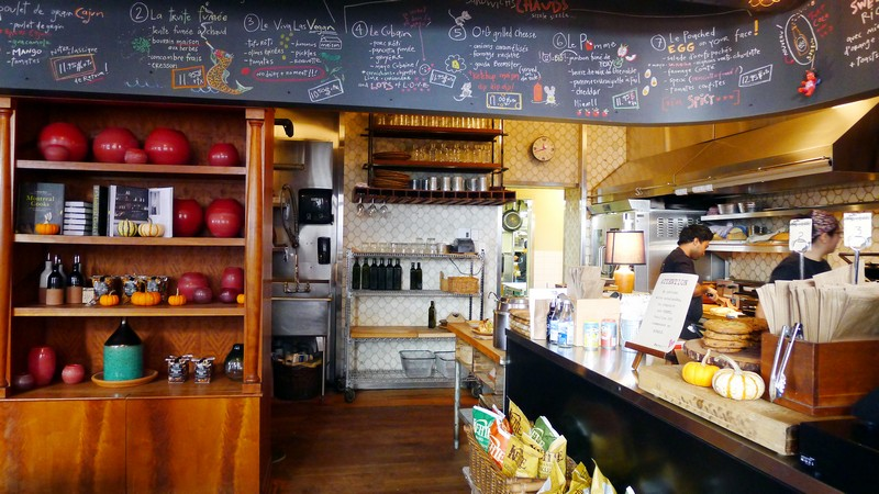 Olive et Gourmando Old Montreal Sandwich Healthy Salads Pastries Instanomss Nomss Food Travel Lifestyle Canada