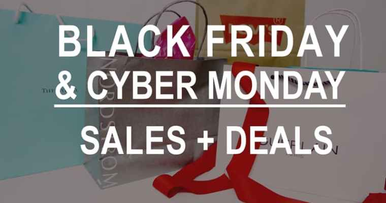 Black Friday Sales Happening | Cyber Monday Deals