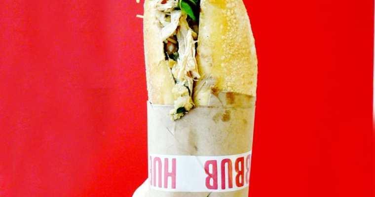 Hubbub Sandwich Vancouver | Holiday Menu Turkey Specials