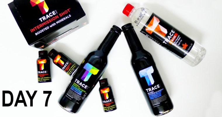Day 7 – TRACE Mineral Infused Blackwater | 12 Days of Christmas Giveaway!