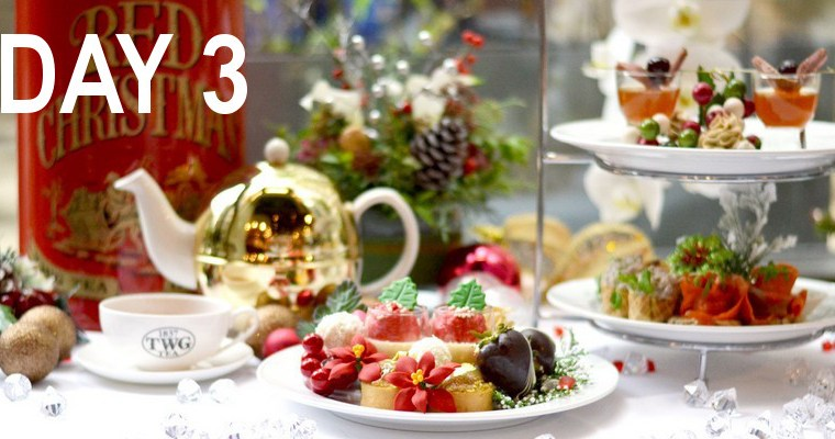 Day 3 – The Urban Tea Merchant | 12 Days of Christmas Giveaway!