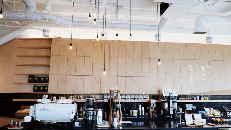 Porto Cafe Vancouver | Cambie Village Coffee Shop