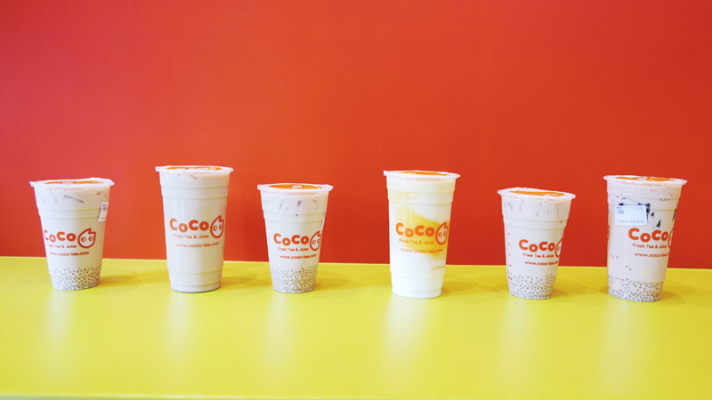 COCO Tea Bubble Tea Boba Milk Tea Vancouver Richmond Instanomss Nomss Food Photography Healthy Travel Lifestyle Canada