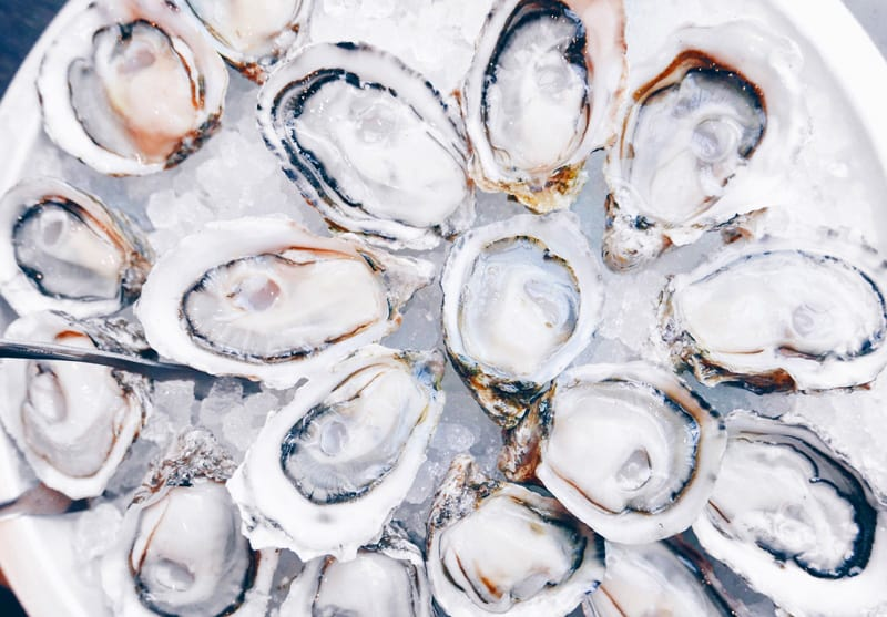 Fanny Bay Oyster Bar Vancouver | Seafood Restaurant Shellfish Market