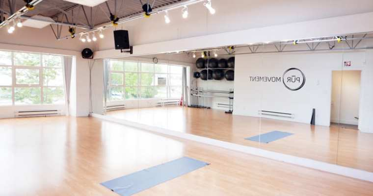 PUR Movement Fitness Studio Richmond | Contest 30 day Unlimited Class Pass