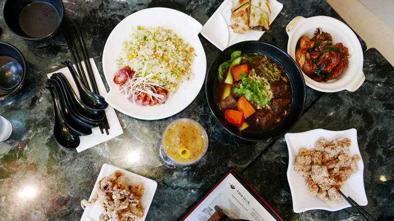 Tea Wok Asian Cuisine Vancouver Downtown Seymour Taiwanese Instanomss Nomss Food Photography Healthy Travel Lifestyle Canada