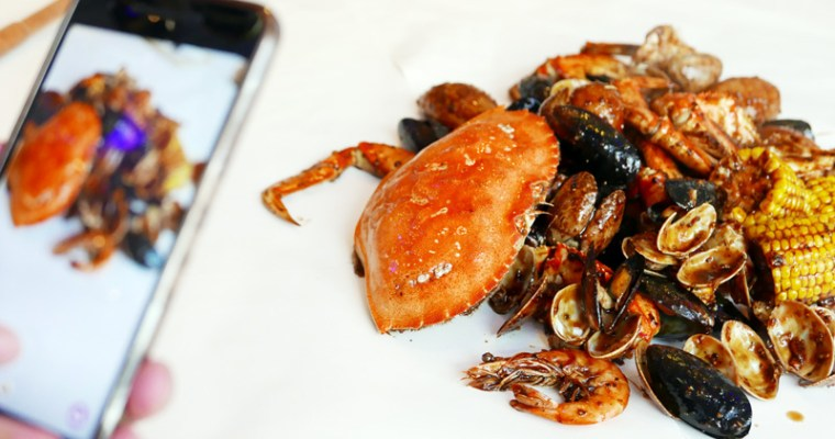 21 Nautical Miles Seafood Bar Vancouver | Seafood Boil Yaletown 金海里
