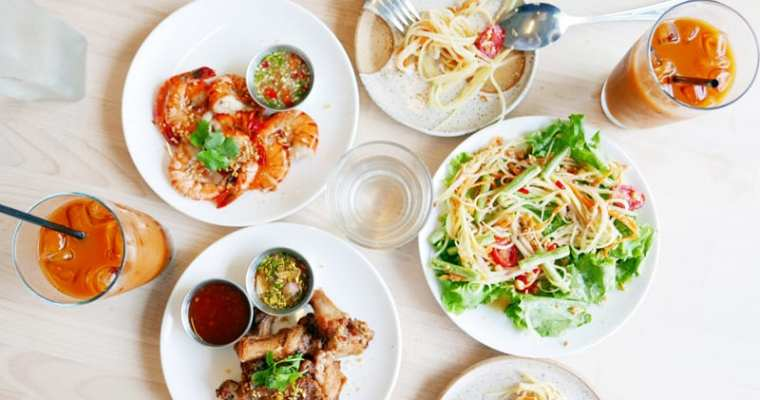 Kin Kao Thai Kitchen Vancouver | Commercial Drive Thai Restaurant