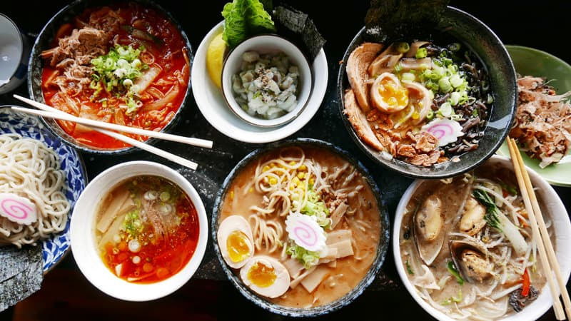 Ramen Koika Vancouver | Japanese Noodles Davie Street ラーメン恋歌