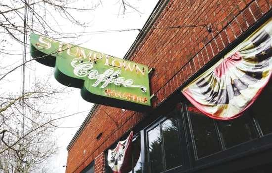 Stumptown Coffee Roasters Portland | Oregon PDX Cold Brew