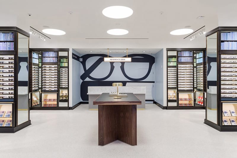 Warby Parker Toronto Opens   Canada's First Eyeglass Optical Store