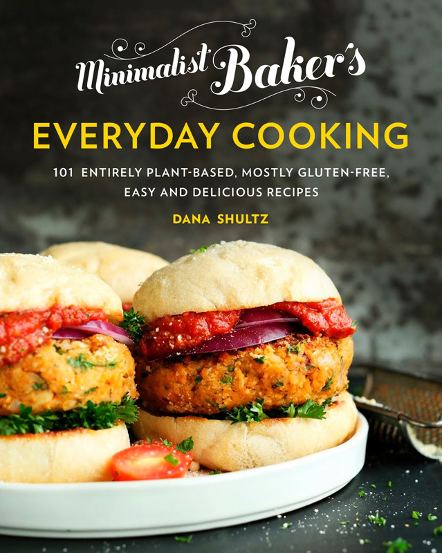Day 11 – Minimalist Baker's Everyday Cooking | 12 Days of Christmas Giveaway!