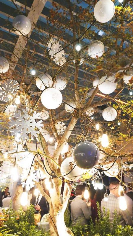 Reflections – The Garden Terrace | Rosewood Hotel Georgia