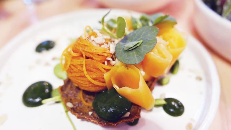 The Acorn Restaurant Vancouver | Vegetarian Vegan Fare Main Street