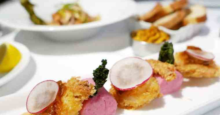 Ancora Waterfront Dining | Vancouver Dine Out Menu