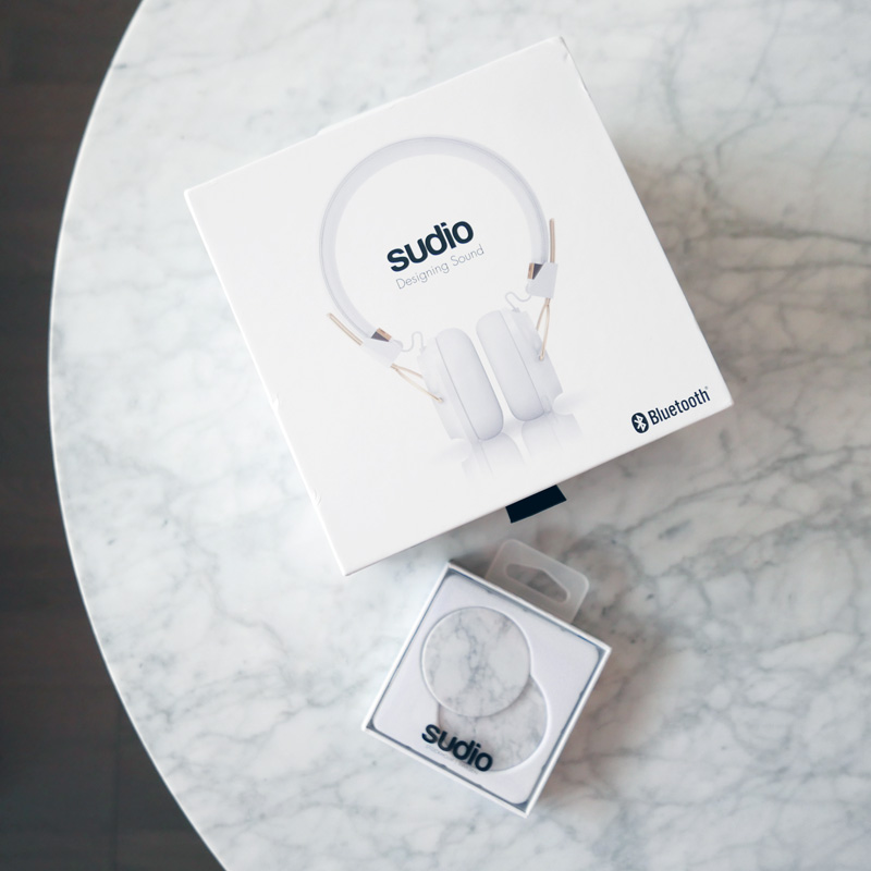 SUDIO SWEDEN HEADPHONES BLUETOOTH Nomss.com Delicious Food Photography Healthy Travel Lifestyle