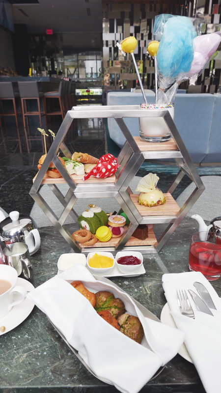 TRUMP HOTEL VANCOUVER AFTERNOON HIGH TEA Nomss.com Delicious Food Photography Healthy Travel Lifestyle