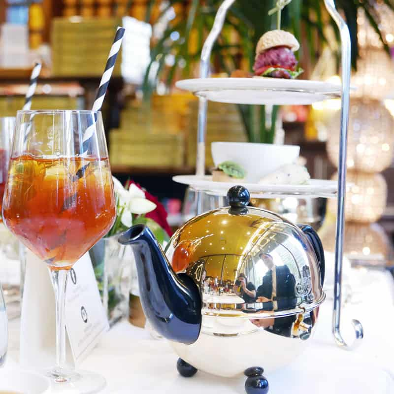 TWG Tea Vancouver | Jubilee Tea Set 150 Canada