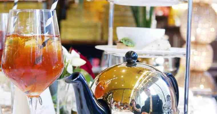 TWG Tea Vancouver   Jubilee Tea Set 150 Canada