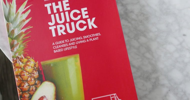 THE JUICE TRUCK COOKBOOK REVIEW