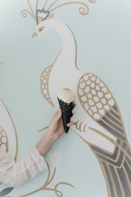 La Glace Ice Cream Vancouver   Steals Hearts with Cool Parisian Charm